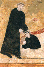 Saint Benoit de Nursie